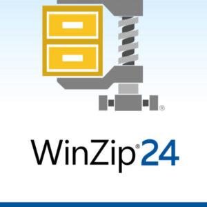 WinZip 24 Std